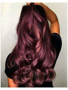 Hair Dye Colors, Red Hair Color, Cool Hair Color, Hair Color For Fair Skin, Magenta Hair Colors, Winter Hair Colors, Hair Color Ideas For Dark Hair, Color Red, Blue And Red Hair