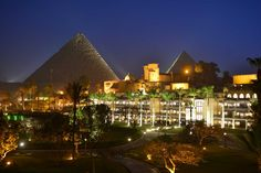 Mena House Hotel at the Pyramids  www.menahousehotel.com