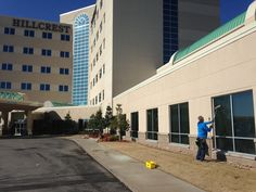 Window Cleaning Tulsa|Gallery|Eagle's View Window Cleaning eaglesviewwindowcleaning.com Eagle's View Window Cleaning specializes in residential and Low-Rise commercial up to 5 story. #windowcleaning #windowcleaner