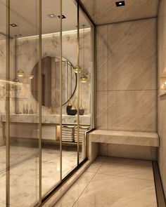 Amazing Bathroom Wall Decor Ideas Will Inspire Your Home / Design - Home Decor Dream Bathrooms, Amazing Bathrooms, Luxury Bathrooms, Small Bathrooms, Bathrooms Online, White Bathrooms, Bathroom Wall Decor, Master Bathroom, Bathroom Ideas