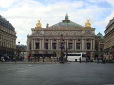opera (paris) I Love Paris, Timeline Photos, Opera, Louvre, Street View, Building, Travel, Viajes, Opera House