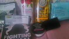 Shopping, Lush, Superdrug, Gosh, Sleek, Herbal Essences