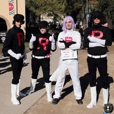 #LuccaCG16 #LuccaGold #Lucca50 #LuccaComicsAndGames #Lucca #TeamRocket #Pokemon #GottaStealEmAll #GottaCatchEmAll #Cosplay #ItalianCosplay #James