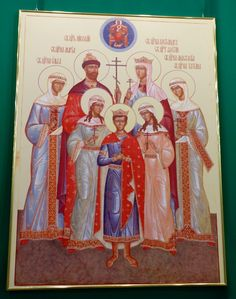 Once murdered, now saints. The last of the Romanovs. What did the four daughters…