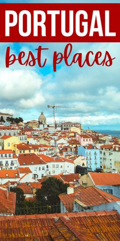 Looking for the best places to visit in Portugal? Here are 17 amazing Portugal destinations that you cannot miss on your next Portugal trip. Be sure to add these beautiful Portugal cities to your Portugal bucket list. #Portugal #Europe Portugal Destinations, Portugal Trip, Portugal Travel Guide, Travel Destinations, Travel Ideas, Travel Photos, Travel Inspiration, Places In Europe, Best Places To Travel