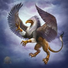 Griffin by CG-Warrior on DeviantArt