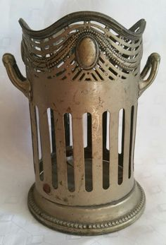 Antique EPNS Silver plate pierced wine holder c1900  | eBay Metals, Silver Plate, Plates, Wine, Antiques, Ebay, Licence Plates, Antiquities, Dishes