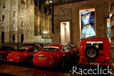 Cash & Rocket (RED) Tour - Milano, 9 June 2012