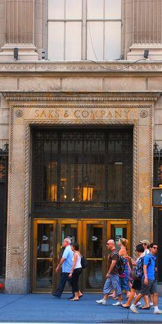 Saks on Fifth Avenue, NYC New York CIty