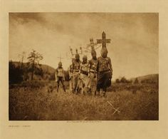 Secret Lexicon: Edward S. Curtis / The Original People