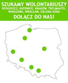 Szukamy wolontariuszy! Nasa, Poland