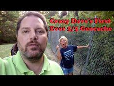 Crazy Dave's First Ever 5/5 Geocache
