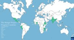 Wonder where we work? Check out the print-friendly map of our programs around the world!