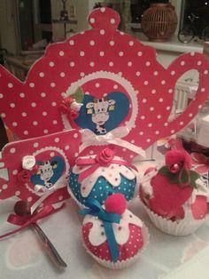 Sinterklaas surprise theeservies