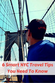 6 Smart NYC Travel Tips You Need To Know | How To Have A Great Trip to NYC | What to Know for Visiting NYC