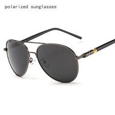 factory wholesale supply designers replica metal frame aviator sunglasses polarized jf209-1