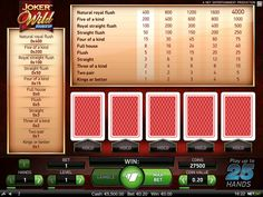 Hundreds of top international games, rewarding promotions and jackpots, user-friendly games to play, top security measures and support. International Games, Jokers Wild, Poker Games, Games To Play, Entertaining