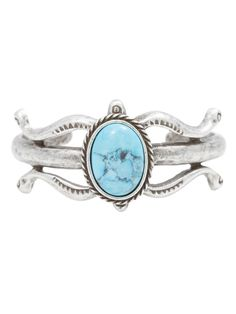 The Mojave Silver Cuff - Jewelry Vanessa Mooney, Cuff Jewelry, Silver Cuff, Turquoise Bracelet, My Style, Bracelets, Bracelet, Arm Bracelets, Bangle