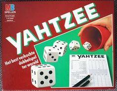 Yahtzee on BoardGameGeek