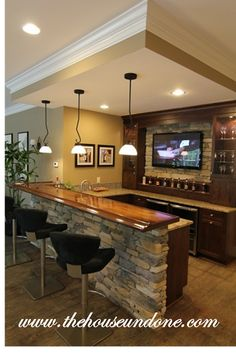 I need this bar minus the light fixtures