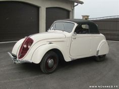 Peugeot - 202 BH Cabriolet 1947