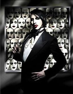 Marilyn Manson The Golden Age of Grotesque