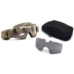 e58885cf39c Amazon.com   Smith Optics Elite Outside the Wire Turbo Fan (OTW) Goggles