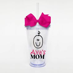 Hey, I found this really awesome Etsy listing at https://www.etsy.com/listing/152271334/childs-mom-acrylic-tumbler-personalized