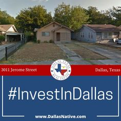 """""""Thank you so much for helping me sale the property. You have been kind and patient with me. I appreciate it."""" John Henry #investindallas #dallasrealestate #kwdallas"""