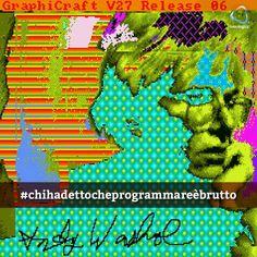 Dozzine di opere d'arte originali di Andy Warhol sono state recentemente trovate in alcuni floppy disk obsoleti. Le opere erano state commissionate nel 1985 dalla società di computer Commodore, che aveva chiamato Andy Warhol per dimostrare le capacità grafiche del computer Amiga 1000.  fonte: http://www.dailymail.co.uk/news/article-2612078/Dozens-lost-Warhol-artworks-discovered-Amiga-floppy-disks-1980s.html#ixzz30GufKVX4   #andywarhol #amiga1000 #commodore #floppydisks