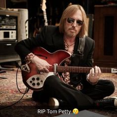 So sad to hear of the loss of one of the greatest artists ever. RIP Tom Petty