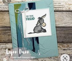 Mini Scrapbook Albums, Scrapbook Cards, Scrapbooking, Fun Fold Cards, Folded Cards, Cards For Friends, Friend Cards, Stampinup, Dog Cards
