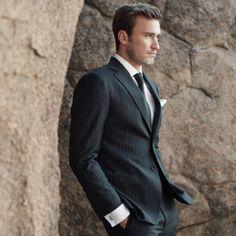 A great suit (J. Hilburn)