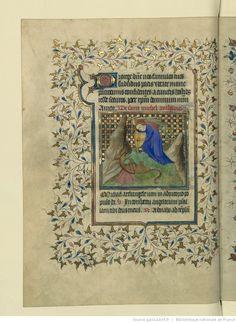 Horae ad usum Briocensem Date d'édition : 1410-1430 Sujet : MANUSCRITS CITÉS. Paris. Français 163 Sujet : MANUSCRITS CITÉS. Paris. NAL 3159