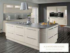 High Gloss Kitchen Doors and Drawers by avhkitchendoors