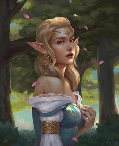 Fantasy Character Design, Character Inspiration, Character Art, Elf Characters, Fantasy Characters, Arte Digital Fantasy, Elf Drawings, Elfen Fantasy, Dnd Elves