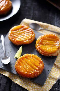 Je suis de plus en plus vraiment fan de la mangue. Ce n'était pas le cas il y a encore quelques années. Je crois qu'en fait, j'étais toujours tombée sur de Tarte Tartin, Mango Tart, Yummy World, Cooking For One, No Cook Desserts, No Bake Cookies, Sweet Recipes, Biscotti, Sweet Tooth