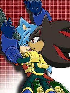 Sonic by muffin-mixer on DeviantArt Shadow The Hedgehog, Sonic The Hedgehog, Cute Cartoon Pictures, Romantic Love Stories, Sonic And Shadow, Sonic Fan Art, Black Angels, Shounen Ai, Rainbow Dash