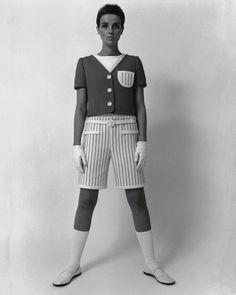 Courreges Shorts Suit
