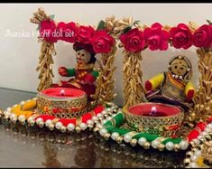 Diwali Decoration Items, Diwali Decorations At Home, Christmas Party Decorations, Festival Decorations, Christmas Crafts, Flower Decorations, Diwali Diya, Diwali Craft, Diwali Gifts