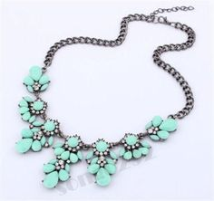 New-Fashion-Hot-Sell-Mixed-Party-Style-Bib-Statement-Necklace-Pendant-30-Style