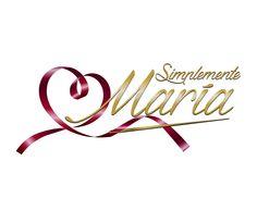 """TELEVISA presentó su nueva telenovela, una nueva versión de uno de sus grandes éxitos en los 80, uno de los grandes clásicos de las telenovelas: """"Simplemente María""""."""