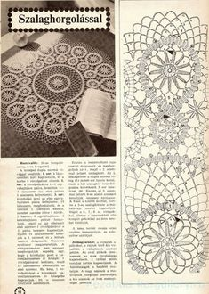 4e21a536691ef68114b35fa12363de40_1446241983_367355 Crochet Doily Diagram, Crochet Doily Patterns, Crochet Chart, Lace Patterns, Thread Crochet, Crochet Designs, Crochet Doilies, Bruges Lace, Crochet Home