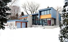 Thorncrest House by Altius Architecture