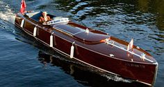 Handmade in Canadian wood: The legendary boats of Muskoka