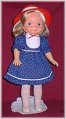 My Friend Mandy, also had My Friend Jenny and My Friend Becky.  Loved these dollies!