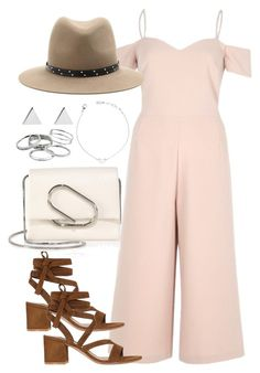 """Untitled #3900"" by theeuropeancloset ❤ liked on Polyvore featuring River Island, Gianvito Rossi, rag & bone, 3.1 Phillip Lim, Kendra Scott and Jennifer Meyer Jewelry"