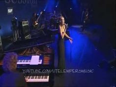 UTE LEMPER ~ Wings of Desire (sung in German, live 2006) Wings Of Desire, Smooth Jazz, Singing, German, Concert, Deutsch, German Language, Concerts