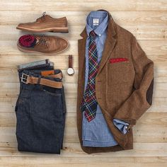 Raddestlooks - Men's Fashion Outfits — Raddest Men's Fashion Looks On The… Outfits Casual, Komplette Outfits, Fashion Outfits, Fashion Sale, Paris Fashion, Fashion Fashion, Runway Fashion, Style Casual, Casual Fall