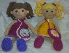 Dolls amigurimi